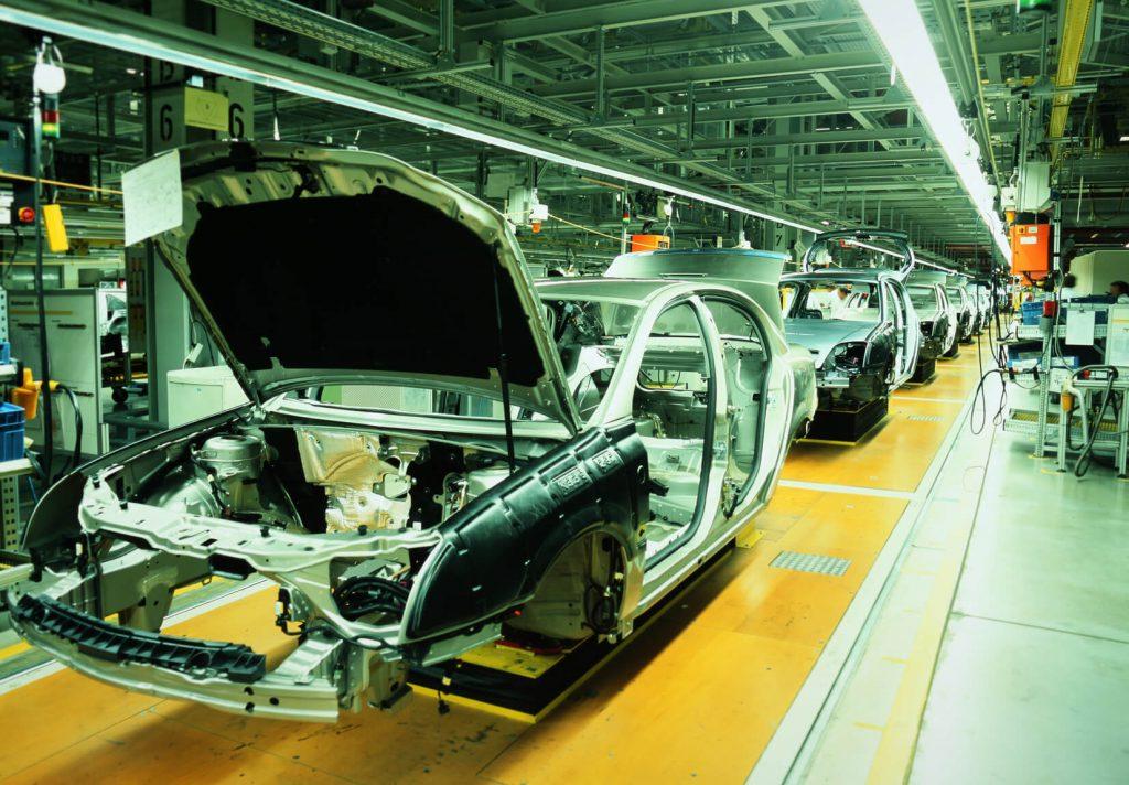 produkcja automotive